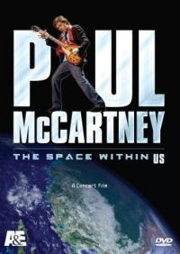 Cover Paul McCartney - The Space Within Us [DVD]